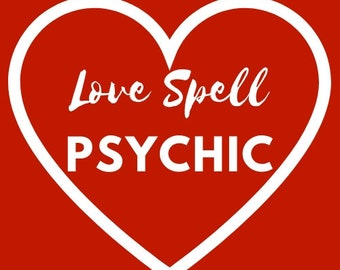 Love spells | Etsy