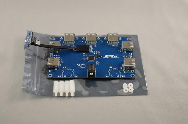 PREORDER MiSTer USB HUB 1 1 addon board