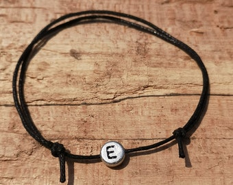 letter bracelet men