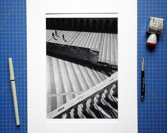 "Assisi - 10x12"" fine art print"