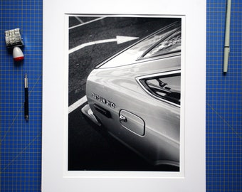 "Datsun 210 - 12x16"" art print"