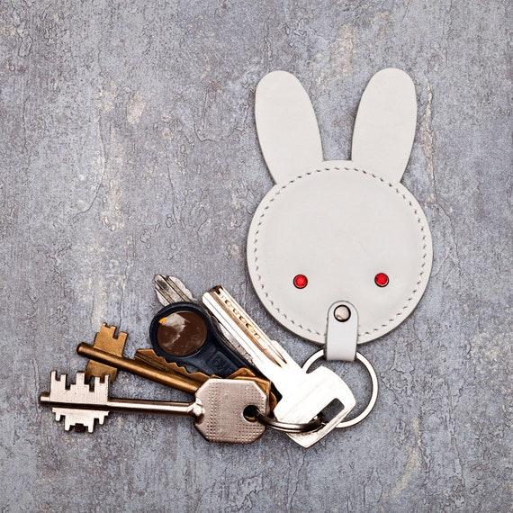 BUNNY EARS Key Fobs really cute keychains