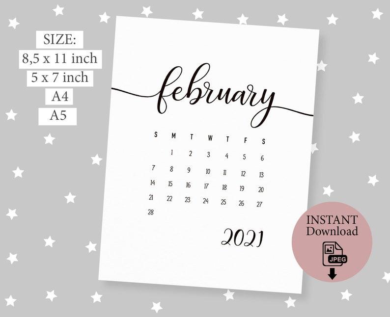 Februar Baby 2021