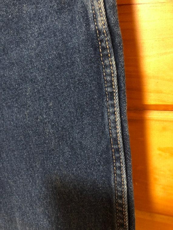 "1980's Vintage Calvin Klein Women's Jeans 30"" Mad… - image 8"