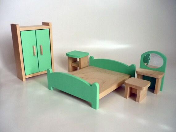 Miniature Bedroom Furniture Set Mini Furniture Bedroom For Etsy