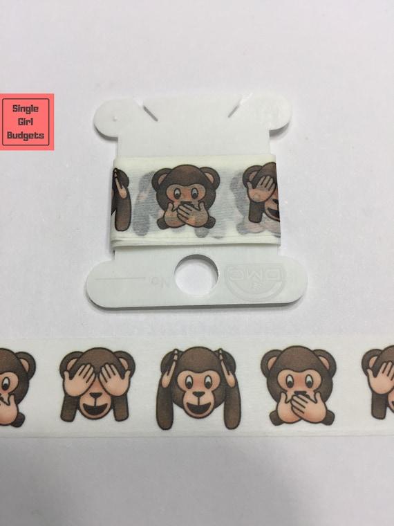 Airplanes Washi Tape Sample 24