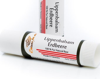 64.29 EUR/100g lip Balm Strawberry