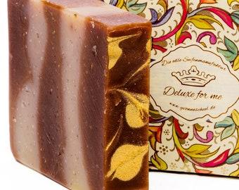6.11 EUR/100g vanilla soap