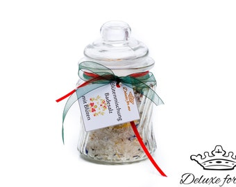2.40 EUR/100g bath salts blossom mixture with blossoms