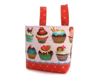 Handlebar Bag Bicycle Basket Balance Bike Bag Puky Basket Gift Child Muffins balance bike basket candy handlebar bag