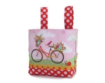Handlebar Bag Bicycle Basket Balance Bike Bag Puky Basket Gift Child balance bike basket bike handlebar bag