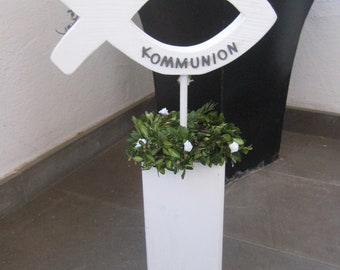 Items Similar To Wiederverwendbare Xl Kommunion Deko Mit