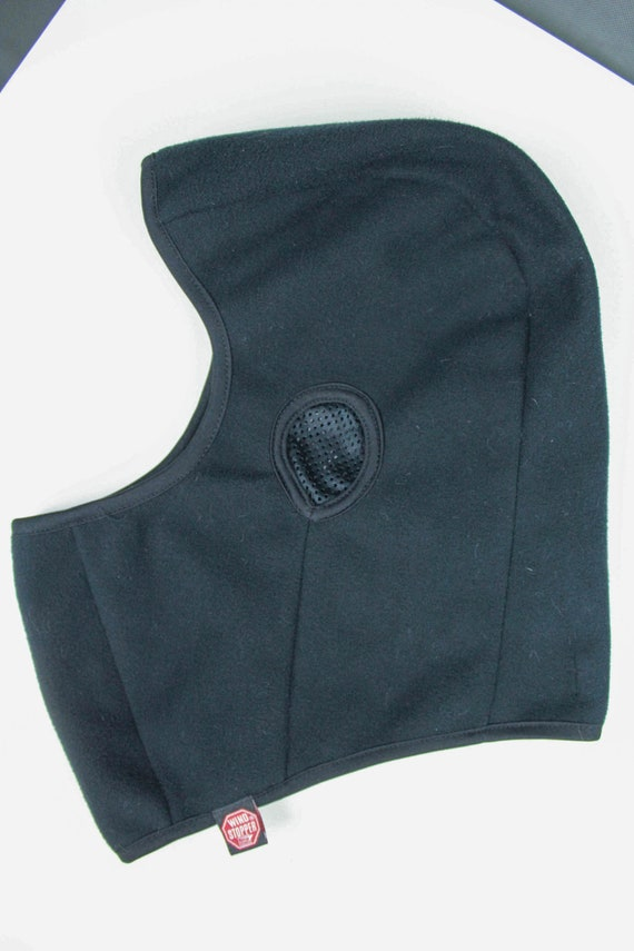 Wind Stopper Snowboards Black Balaclava One size
