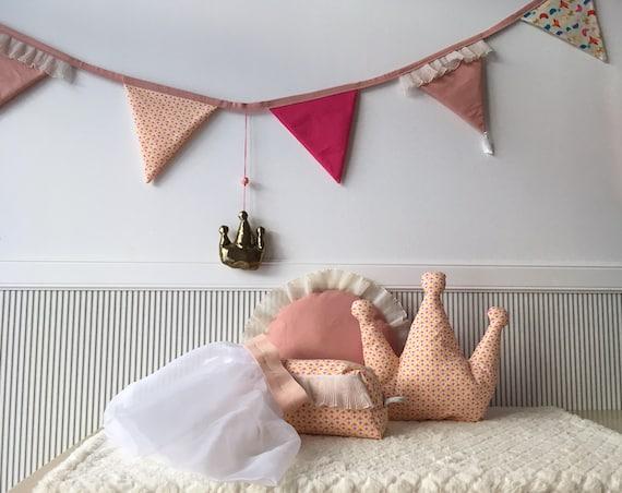 Kinderzimmerdeko Princess Set