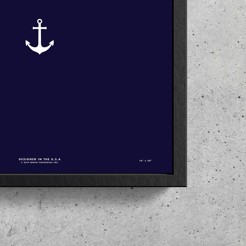 Home Decor Boys Room Nautical Art Sailing Sea Girls Room Ocean Hold Fast Printable Surf Decor Beach Decor
