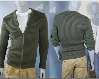 3d887cf805 1980s Swedish Military Sweater