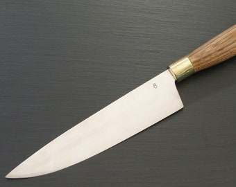 "Chef Knife ""Chef's knife"" elm 19 cm"