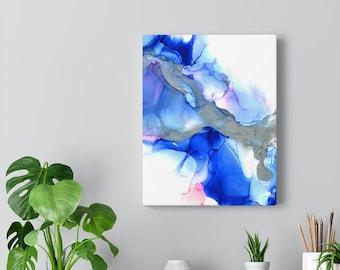 Iris - Canvas Print