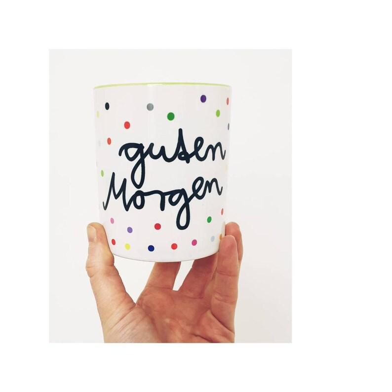 Tasse Guten Morgen