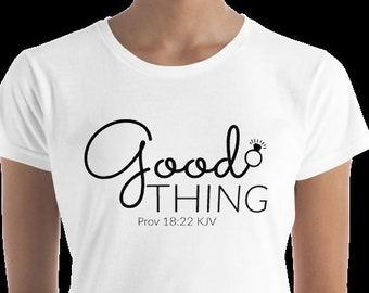 Good Thing Women's short sleeve t-shirt