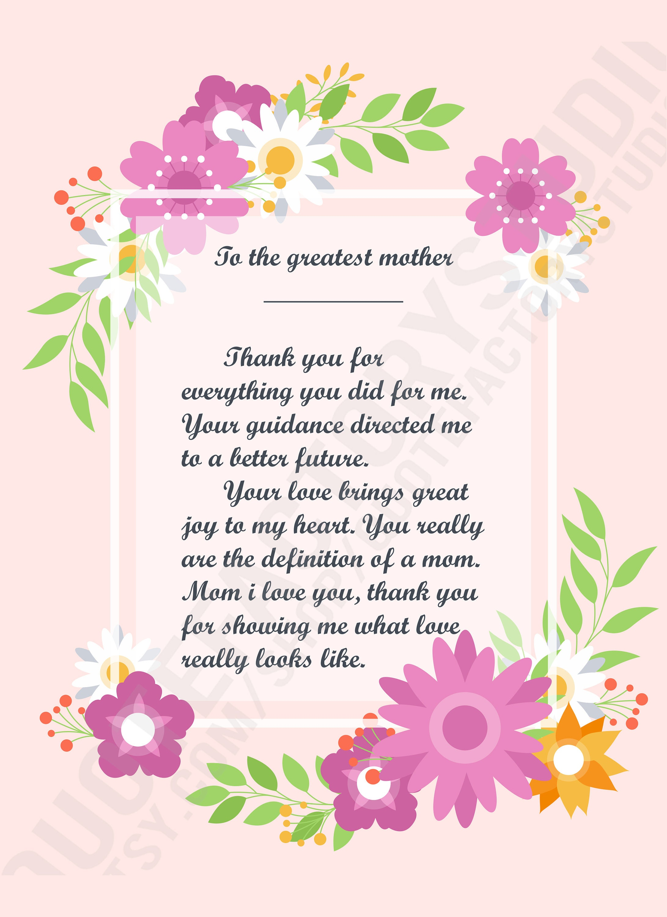 Mothers, Love, Gratitude, Quote, Inspirational, Quotes ...