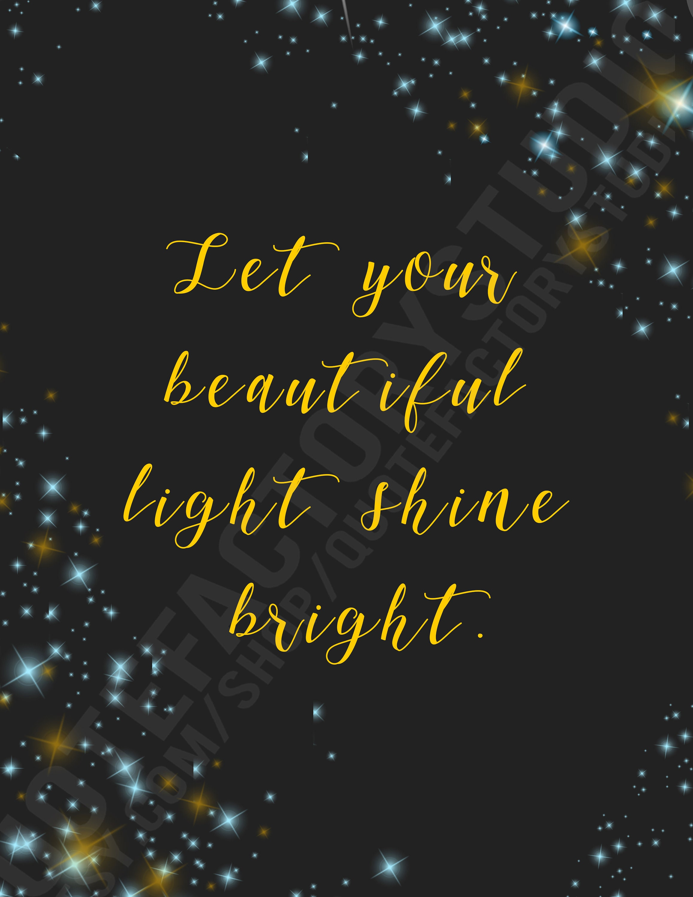 Beauty, Light, Bright, Signs, Inspirational, Quote ...