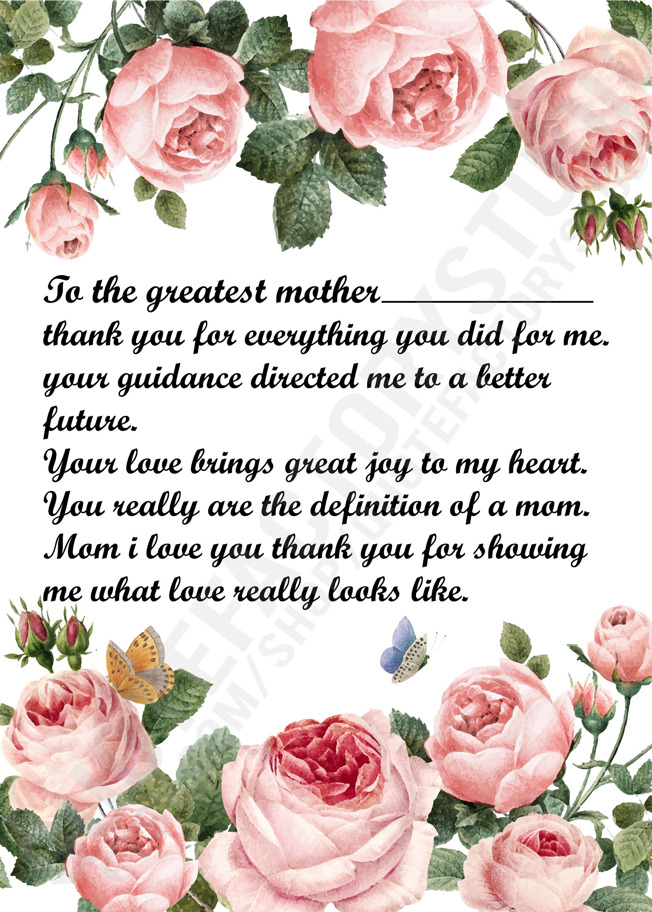 Mothers, Love, Gratitude, Quote, Inspirational, Quotes, Prints, Download,  Loving, Joy, Heart, Wall Art, Sign, Mother\'s Day