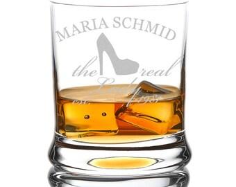 Whiskyglas gravur | Etsy
