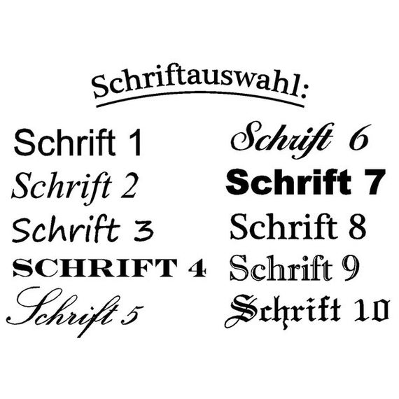 """Wunschgravur mit Geschenkbox Kugelschreiber Schreibset  /""""Alphabet/"""" inkl"""
