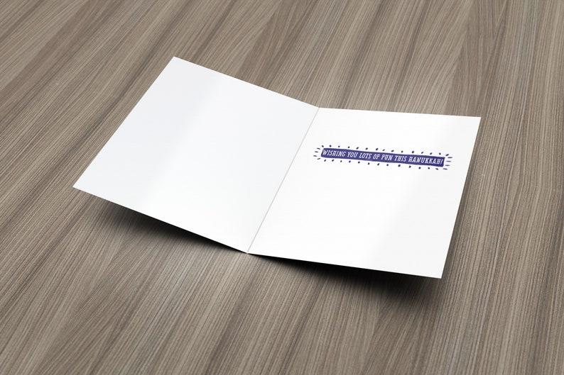 Word Seek Hanukkah Card Box of 8