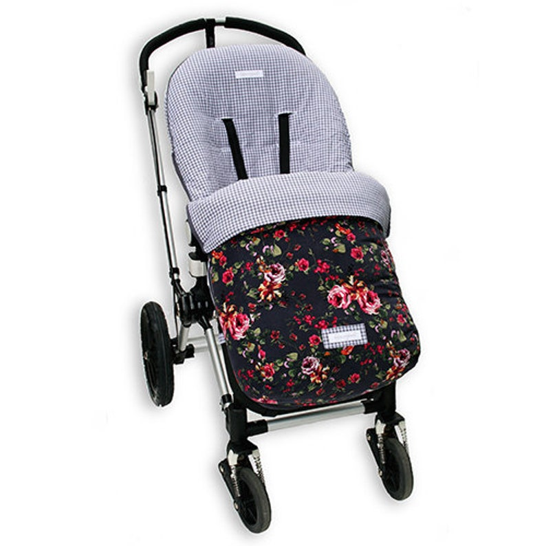 Cover &  footmuff for pram / stroller / buggy image 0