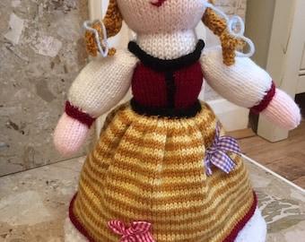Topsy Turvy Doll Etsy