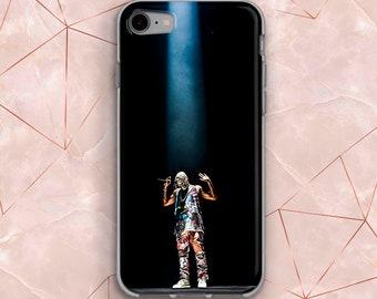 c6ad45fc97f105 Yeezus Kanye west case Black case iPhone case Note 9 case Phone case Blue case  iPhone XS iPhone 7 Plus Note 8 sleeve s6 case s6 case XS Max