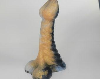 Faun (Pan) - Large/Medium - Silicone Dildo -Wobbly 1420