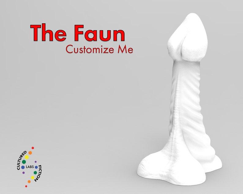 Faun  Custom  Silicone image 0