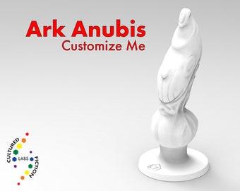 Ark Anubis - Custom - Silicone Dildo