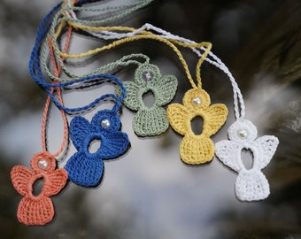 Tutorial ANGEL Charms Set in 2 sizes