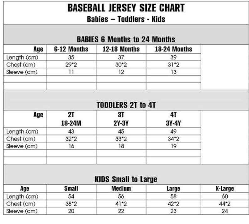 Benny The Jet Rodriguez Custom Baby Toddler Kids Size Baseball Jersey
