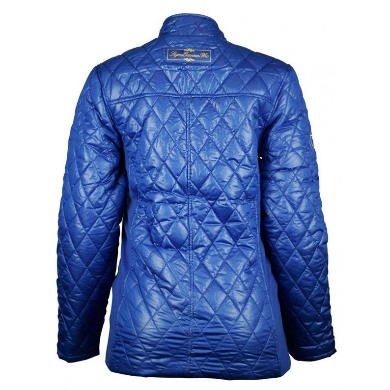 Sigma Gamma Rho SGRho Padded Jacket