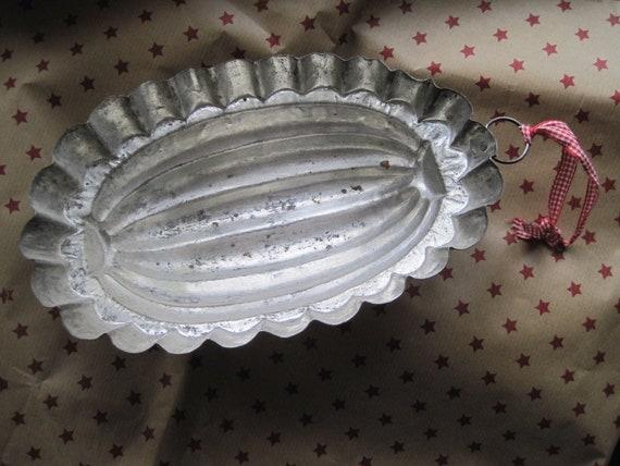 Vintage Baking Form Shabby Kuchendeko Cake Form French Country Etsy