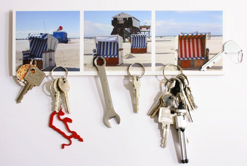 Magnetic key Board POK sankt peter 10 x 30 cm 6 image 0