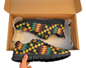 5c81b87ebd19 Basketball low fashion African Kente
