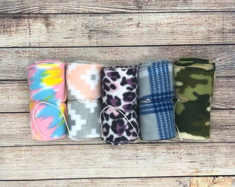 Reusable Microfleece Cloth Diaper Liners Free Shipping