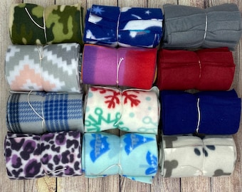 Reusable Microfleece Cloth Diaper Liners Free Shipping New Prints!