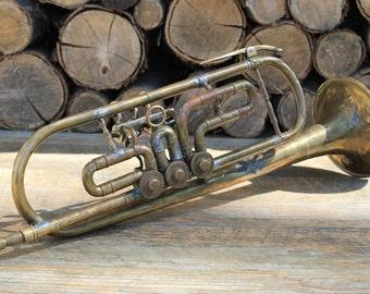 Vintage Brass & Horns | Etsy