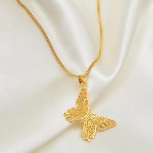 Runway Vintage Jewelry Silver Tone Snake Chain Rare Mara Kibian Bijoux Jewelry Large Rhinestone Butterfly Necklace