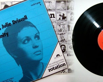 """Vinyl Record / LP / *Open*"""" Brian Auger, Julie Driscoll and the Trinity / 1967"""