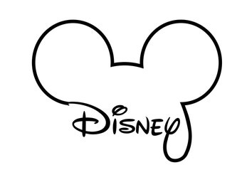 Disney Mickey Mouse Svg Head Outline Files For Silhouette Cameo Cricutsvg Png Dxf