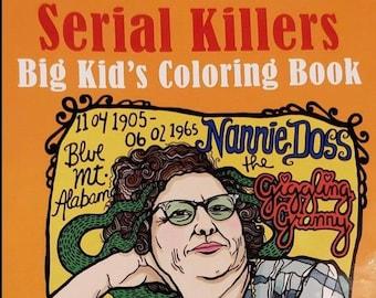 Serial killer | Etsy