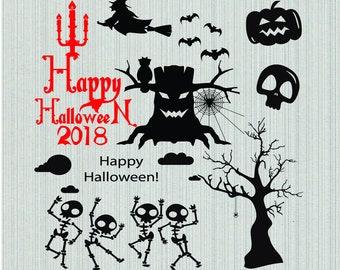 pumpkin svg,halloween svg,ghost svg,the face of the pumpkin,the face of the ghost